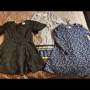 Girls Dress Bundle (3) 👧🏻
